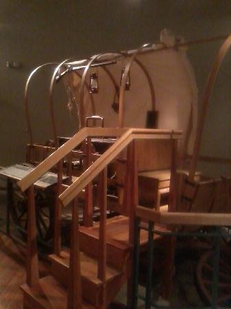 Washington State History Museum: wagon
