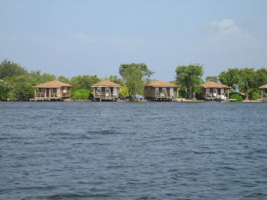 Laguna Beach Resort: The cabins