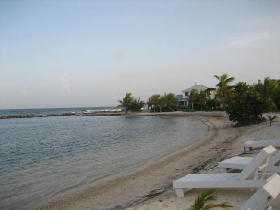Laguna Beach Resort: The beach