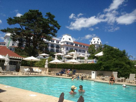 Wentworth by the Sea, A Marriott Hotel & Spa: Pool at Wentworth by the Sea