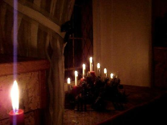 Wirulane, Christmas decor