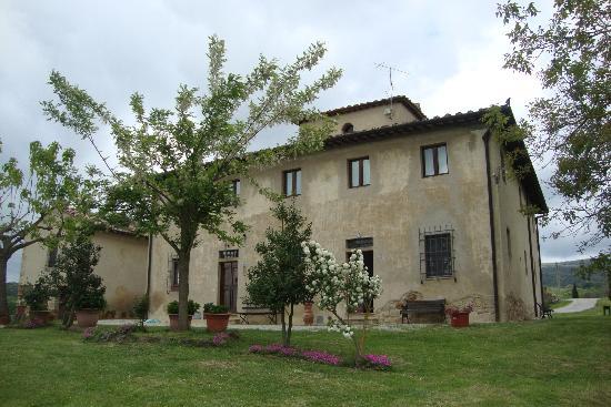Agriturismo Poggiacolle: Main house
