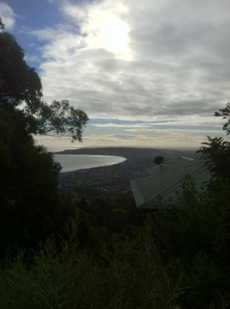 Arthurs Views : view from the chapman sweet
