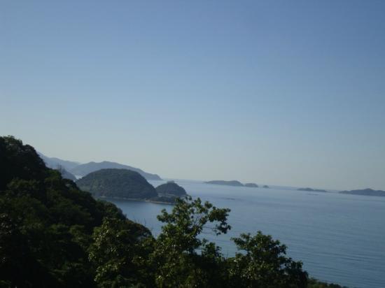 Praia do Cachadaco: as paisagens sao divinas