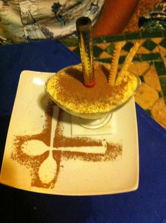 La Barca: An Amazing Tasting and Looking Dessert
