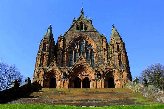 Paisley, UK: Church