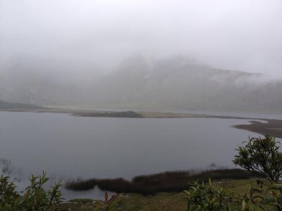 Lakes of Ozogoche (Lagunas de Ozogoche): Lagunas Ozogoche
