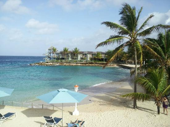 Curacao Morning At The Avila Beach Hotel
