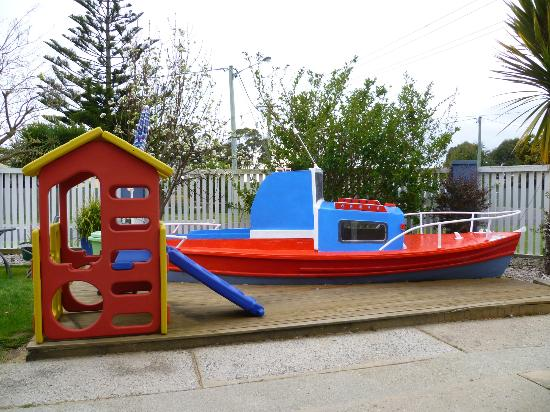 Sails on Port Sorell: Kids Playground