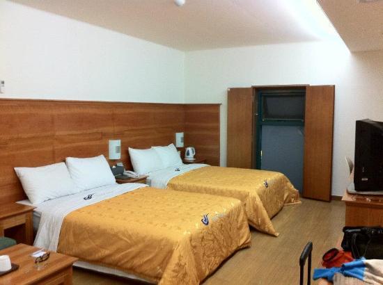 Incheon Airtel: Deluxe room upgrade