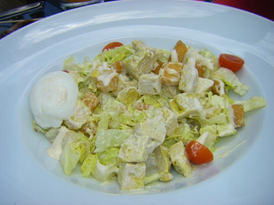 Shoko : Supposed Chicken Caesar Salad
