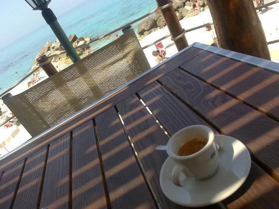 Baia del Godano Resort & Spa: bar