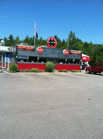 Route 104 Diner - New Hampton, NH