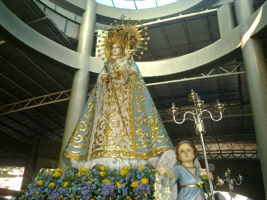 Image of Our Lady of Manaoag