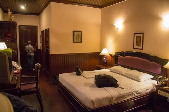 HanumanAlaya Boutique Residence: room