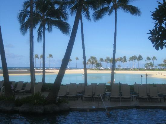 Hilton Hawaiian Village Waikiki Beach Resort: Lagoon ..