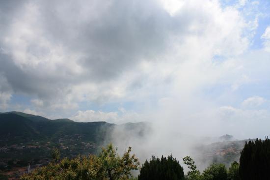 Casa Pendola: view