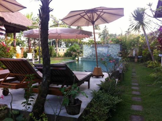 فيلا راما: pool 