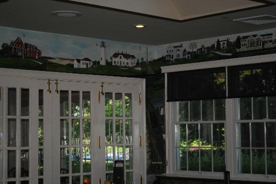 Wild Goose Tavern : View inside