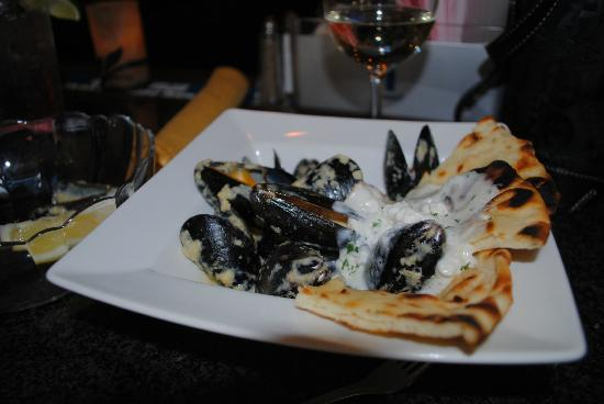 Wild Goose Tavern : My PEI Mussels just delicious