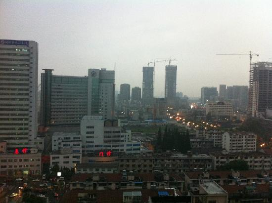 Huzhou International Hotel: View