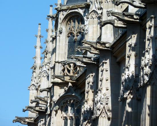 Cathedrale Notre-Dame de Rouen: Church of St. Maclou, Rouen