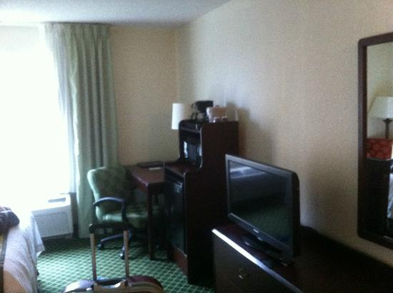 Fairfield Inn Orlando Airport: Desk