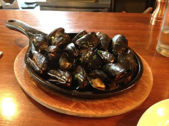 tavola: Mussels