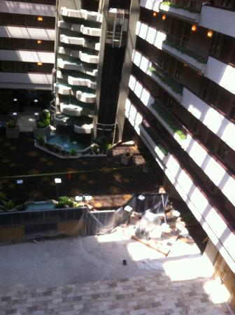 Embassy Suites by Hilton Hotel Des Moines Downtown: Construction