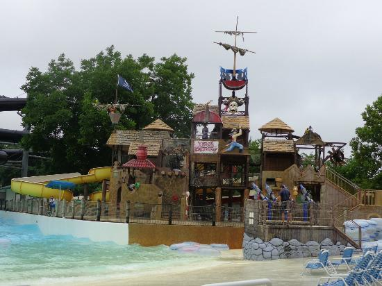 Childrens Play Area Picture Of Schlitterbahn Waterpark