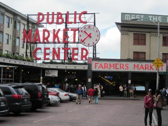Public Market Center - Picture of Pike Place Market, Seattle - TripAdvisor