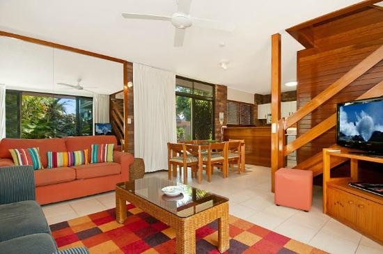 Glen Eden Beach Resort: 3 bedroom unit 36