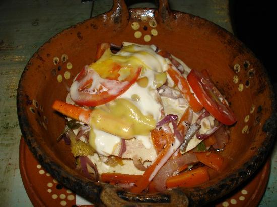 El Tabano: Vegetarian Lasagna