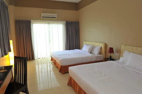 City Times Hotel: Comfortable Room