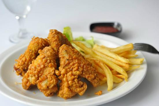 City Times Hotel: Chicken Wing