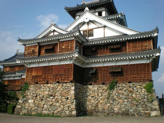 Fukuchiyama, Japan: 福知山城