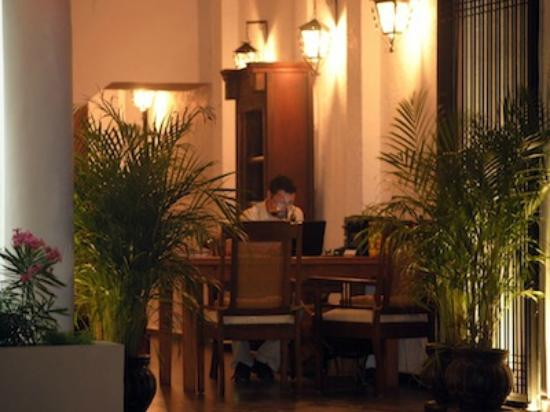 La Pasion Hotel Boutique by Bunik: ENTRADA