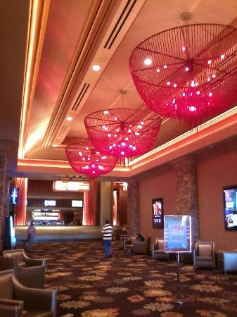 Thunder Valley Casino Resort: impressive lights