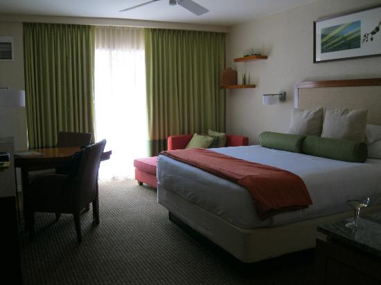 Hyatt Regency Aruba Resort and Casino : comfy bed