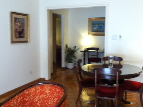 Trianon Residence Recoleta: Living room