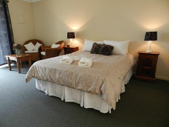 هاربورسايد موتل: Deluxe Motel suites