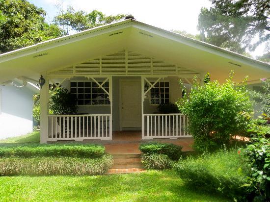 Hotel Panamonte: Garden Junior Suite Porch
