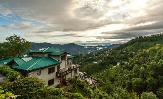 Soulitude in the Himalayas: Soulitude - Main House