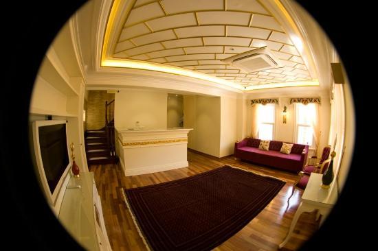 Ersari Hotel: lobby
