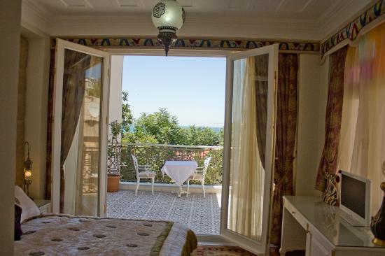 Ersari Hotel: terrace
