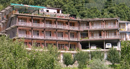 Surabhi Hotel: Hotel Surabhi
