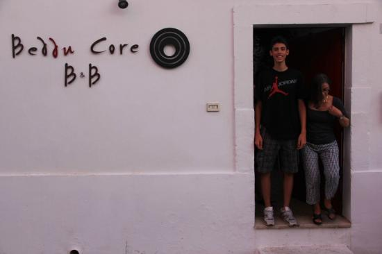 BedduCore: l'ingresso