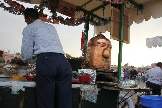 Stalls in the Square : Tea anyone - stall 71