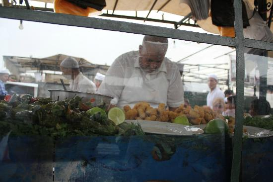 Stalls in the Square : Owner - stall 14