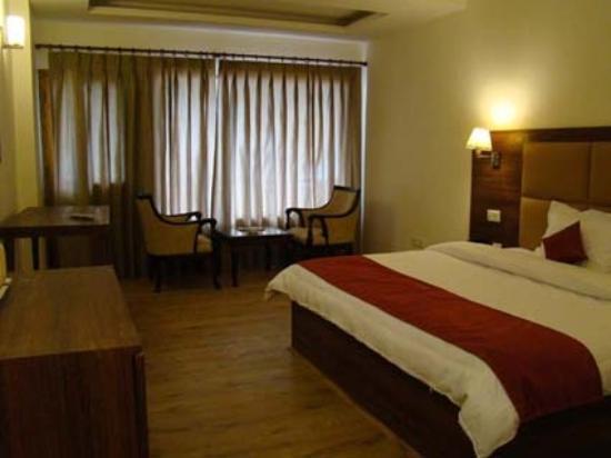 Hotel Sandhya Manali : Inside Room